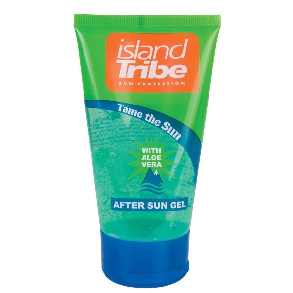 Island Tribe aftersun met aloe vera